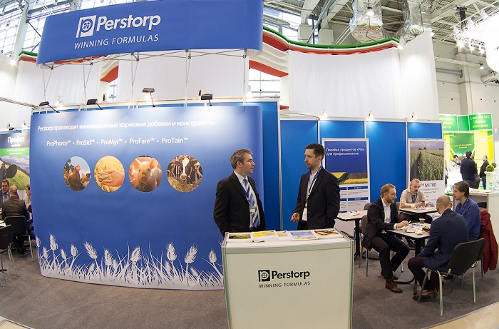 Kombikorma Perstorp stand 2015