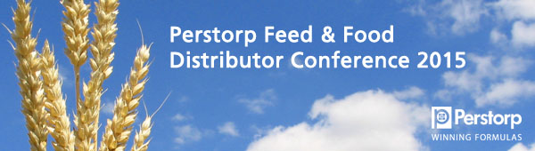 Perstorp Feed & Food Distributor Conference 2015