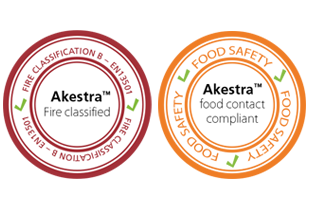 Akestra food and fire classified