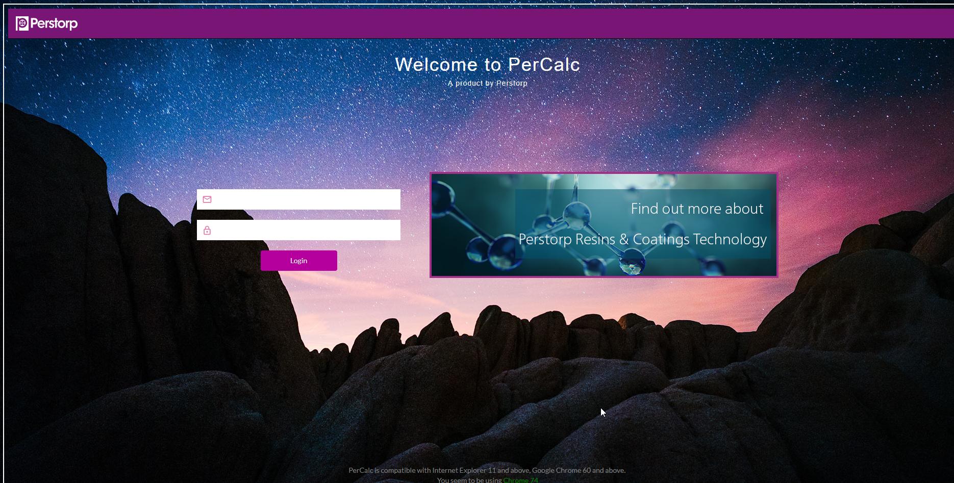 PerCalc
