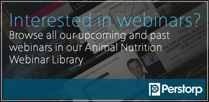 Webinar Library Animal Nutrition