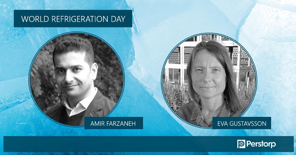 Amir and Eva at WRD 2021