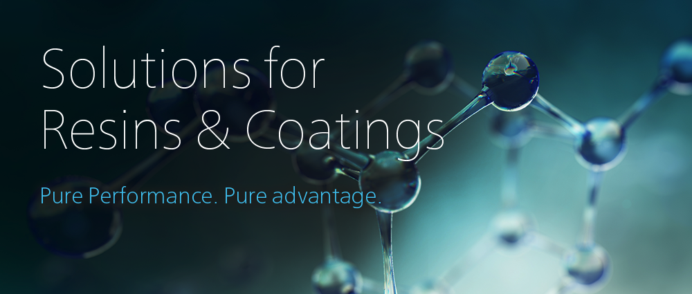 Perstorp resins and coatings at PaintIndia
