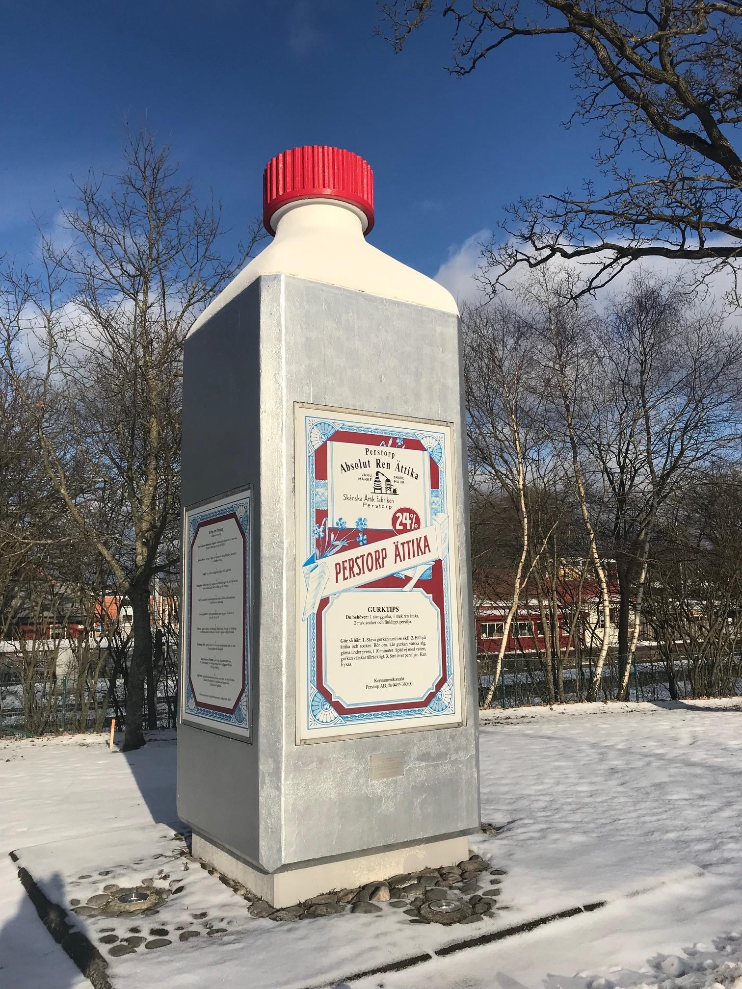 Bottle Perstorp