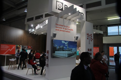 Perstorp at Eurotier 2016