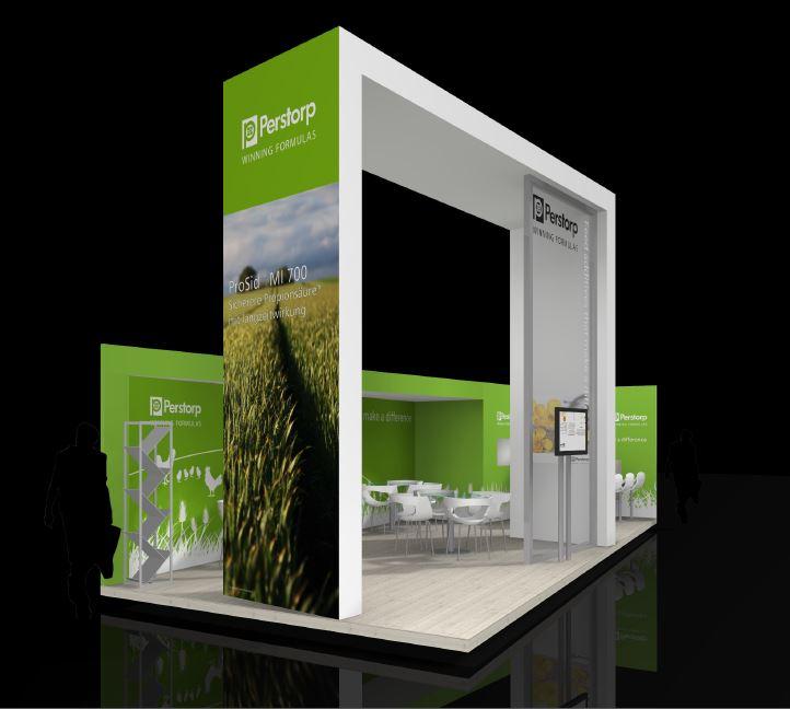 VIV asia 2015 stand design