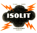 Logotype Isolit Perstorp