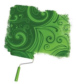 Green paint MECS