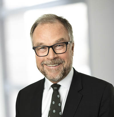 Ulf Berghult CFO at Perstorp Group
