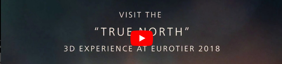 3D experience at Eurotier 2018
