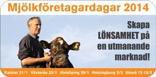Mjölkföretagardagarna Perstorp deltager