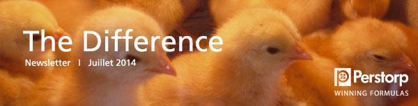 La Différence - Juillet 2014