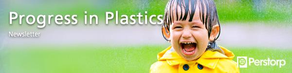 Progress in Plastics newsletter from Perstorp