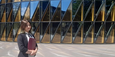 Perstorp Master Thesis Intern awarded with first prize at JRC Summer School