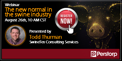Webinar: the new normal in the swine industry