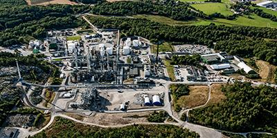 パーストープはサステナブルメタノール製造により50万トンの炭素排出削減を計画