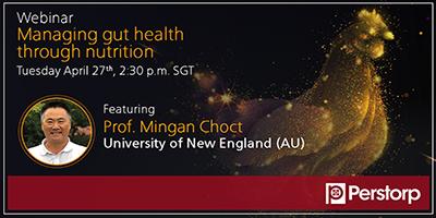 Webinar Gut Health through Nutrition April 2021