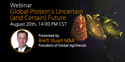 global protein's uncertain (and certain) future