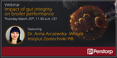 webinar: the impact of gut integrity on broiler performance