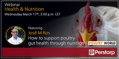 Poultry World webinar on Poultry Health and Nutrition