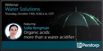 Organic acids, more than a water acidifier