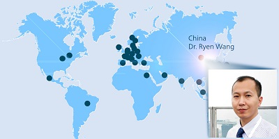 Perstorpers coping with COVID-19 across the world: China