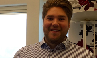 Perstorp employee Jonas